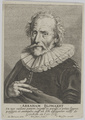 Bildnis des Abraham Blomaert, Meyssens, Joannes-1634/1667 (Quelle: Digitaler Portraitindex)
