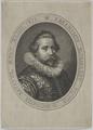 Bildnis des Abrahamus Bloemaert, Willem Swanenburgh-1611 (Quelle: Digitaler Portraitindex)