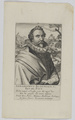 Bildnis des Abrahamus Bloemaert, Hendrik Hondius (1)-1612/1618 (Quelle: Digitaler Portraitindex)