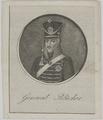 Bildnis des Bl�cher, unbekannter K nstler - 1794/1809 (Quelle: Digitaler Portraitindex)