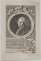 Bildnis des Franz Friedrich Siegmund B�cklin von B�cklins-Au, F. Conrad Kr ger - vor 1802 (Quelle: Digitaler Portraitindex)