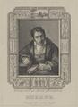 Bildnis des Ludwig B�rne, Felix Backenberg - 1850/1860 (Quelle: Digitaler Portraitindex)