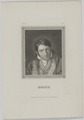 Bildnis des Ludwig B�rne, Carl Barth - um 1820/1830 (Quelle: Digitaler Portraitindex)