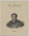 Bildnis des François Adrien Boieldieu, unbekannter Künstler-1801/1833 (Quelle: Digitaler Portraitindex)