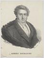Bildnis des Adrien Boieldieu, Cäcilie Brand-um 1830/1840 (Quelle: Digitaler Portraitindex)