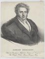 Bildnis des Adrian Boieldieu, C. E. Klinkicht - 1826/1834 (Quelle: Digitaler Portraitindex)
