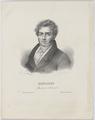 Bildnis des Fran�ois Adrien Boieldieu, Hippolyte-Louis Garnier - 1823/1828 (Quelle: Digitaler Portraitindex)