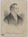 Bildnis des Wilh. Bornemann, Heinrich Friedrich Tank - 1842 (Quelle: Digitaler Portraitindex)