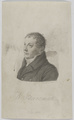 Bildnis des W. Bornemann, Friedrich Wilhelm Meyer - 1810 (Quelle: Digitaler Portraitindex)
