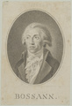 Bildnis des Friedrich Bossann, unbekannter Künstler-1801/1810 (Quelle: Digitaler Portraitindex)