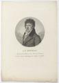 Bildnis des J. N. Bouilly, Antoine Paul Vincent - 1801/1815 (Quelle: Digitaler Portraitindex)
