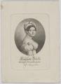 Bildnis der Auguste Brede, Friedrich Fleischmann - 1811/1830 (Quelle: Digitaler Portraitindex)