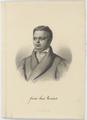 Bildnis des Friedrich Arnold Brockhaus, Vogel von Vogelstein, Carl Christian-1821/1830 (Quelle: Digitaler Portraitindex)