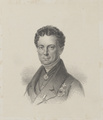 Bildnis des Karl Moritz von Br�hl, unbekannter K nstler - nach 1810 (Quelle: Digitaler Portraitindex)