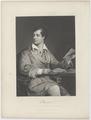 Bildnis des George Gordon Byron Byron, Alonzo Chappel - 1873 (Quelle: Digitaler Portraitindex)