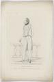 Bildnis des George Gordon Byron Byron, Alfred d' Orsay (comte) - 1823 (Quelle: Digitaler Portraitindex)