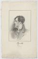 Bildnis des George Gordon Byron Byron, unbekannter K nstler - 1810/1840 (Quelle: Digitaler Portraitindex)