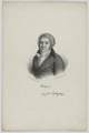 Bildnis des Nicolas Dalayrac, Rosselin (1820) - 1820/1840 (Quelle: Digitaler Portraitindex)