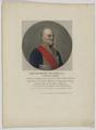 Bildnis des Bernhard Erasmus von Deroy, Meyer, M. - 1812/1866 (Quelle: Digitaler Portraitindex)
