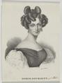 Bildnis der Doris Devrient, Kneisel, August-1832/1835 (Quelle: Digitaler Portraitindex)
