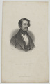 Bildnis des Gaetano Donizetti, George Cook - 1848 (Quelle: Digitaler Portraitindex)