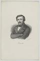 Bildnis des Gaetano Donizetti, Alphonse Farcy - 1838/1840 (Quelle: Digitaler Portraitindex)