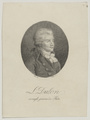 Bildnis des L. Dulon, Johann Friedrich Tielker - 1791/1845 (Quelle: Digitaler Portraitindex)