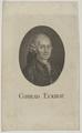 Bildnis des Conrad Ekhof, Haas, Meno-1767/1833 (Quelle: Digitaler Portraitindex)