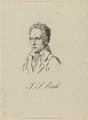 Bildnis des J. S. Ersch, 1801/1833 (Quelle: Digitaler Portraitindex)