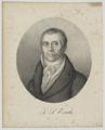 Bildnis des J. S. Ersch, Gentilly - 1801/1850 (Quelle: Digitaler Portraitindex)