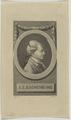 Bildnis des I. I. Eschenburg, Gotthilf Friedrich Hensch - 1778 (Quelle: Digitaler Portraitindex)