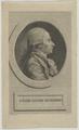 Bildnis des Iohann Ioachim Eschenburg, Jakob Rieter - 1789 (Quelle: Digitaler Portraitindex)