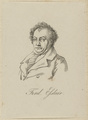 Bildnis des Ferd. Esslair, unbekannter K nstler - 1767/1833 (Quelle: Digitaler Portraitindex)