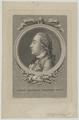 Bildnis des Johann Friedrich Ferdinand Fleck, Daniel Berger - 1783 (Quelle: Digitaler Portraitindex)