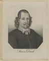 Bildnis des Simon Dach, Hüssener, Auguste-1818/1840 (Quelle: Digitaler Portraitindex)