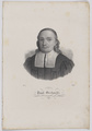 Bildnis des Paul Gerhard, 1834/1866 (Quelle: Digitaler Portraitindex)