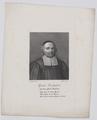 Bildnis des Paul Gerhard, Ludwig Buchhorn-1826/1856 (Quelle: Digitaler Portraitindex)