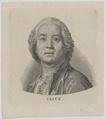 Bildnis des Christoph Willibald Gluck, Ernst Ludwig Riepenhausen (zugeschrieben) - 1780/1840 (Quelle: Digitaler Portraitindex)