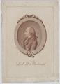 Bildnis des L. F. G. v. G�ckingk, Johann Christian Burchardt - 1792 (Quelle: Digitaler Portraitindex)