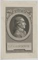 Bildnis des L. F. G. Goeckingk, Johann August Reinhard - 1785 (Quelle: Digitaler Portraitindex)