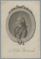 Bildnis des L. F. G. v. Goekingk, Johann Christian Burchardt - 1792 (Quelle: Digitaler Portraitindex)