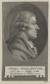 Bildnis des Friedrich Wilhelm Gotter, Ernst Ludwig Riepenhausen-1797/1840 (Quelle: Digitaler Portraitindex)