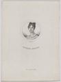 Bildnis der Giuseppa Grassini, Carlo Dellarocca-1812/1824 (Quelle: Digitaler Portraitindex)