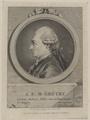 Bildnis der A. E. M. Gr�try, Jean Michel Moreau - 1772 (Quelle: Digitaler Portraitindex)
