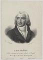 Bildnis der A. E. M. Gr�try, Hippolyte-Louis Garnier - 1820/1840 (Quelle: Digitaler Portraitindex)