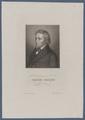 Bildnis des Jacob Grimm, 1817/1850 (Quelle: Digitaler Portraitindex)