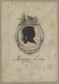 Bildnis der Marianne Lang, geb. Boudet, Carl Friedrich August Luetgendorf-Leinburg - 1786 (Quelle: Digitaler Portraitindex)