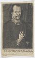 Bildnis des Simon Dachus, unbekannter Künstler-vor 1731 (Quelle: Digitaler Portraitindex)