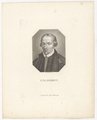 Bildnis des Pedro Calder�n de la Barca, Friedrich Fleischmann - 1818/1832 (Quelle: Digitaler Portraitindex)