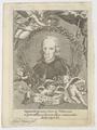 Bildnis des Petrvs Calderon de la Barca, Manuel Velasco - 1681/1730 (Quelle: Digitaler Portraitindex)